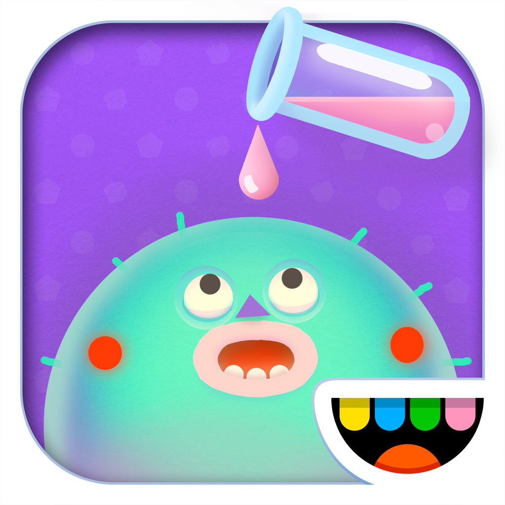 iPhone, iPad: »Toca Lab«